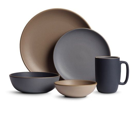   SHOP + SF   Photo Credit: #HeathCeramics. Celebrating the local makers of #SanFransisco. The new Miller set with Indigo/Slate and Cocoa/Fawn.   Top on the list of must visits while in SFO   Also available @ProvideHome