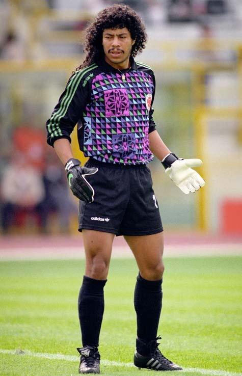 Rene Higuita. I love him!