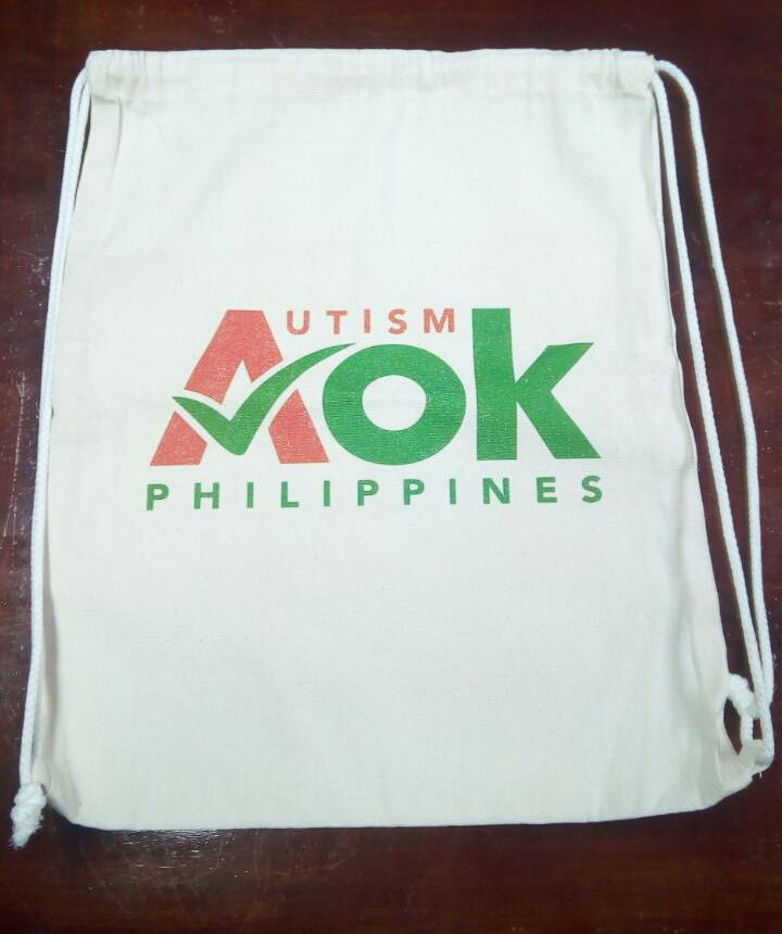 ASP Drawstring bag is made of canvas - a high quality durable plain-woven fabric. This is used as a backpack bag or over the shoulder carry bag.