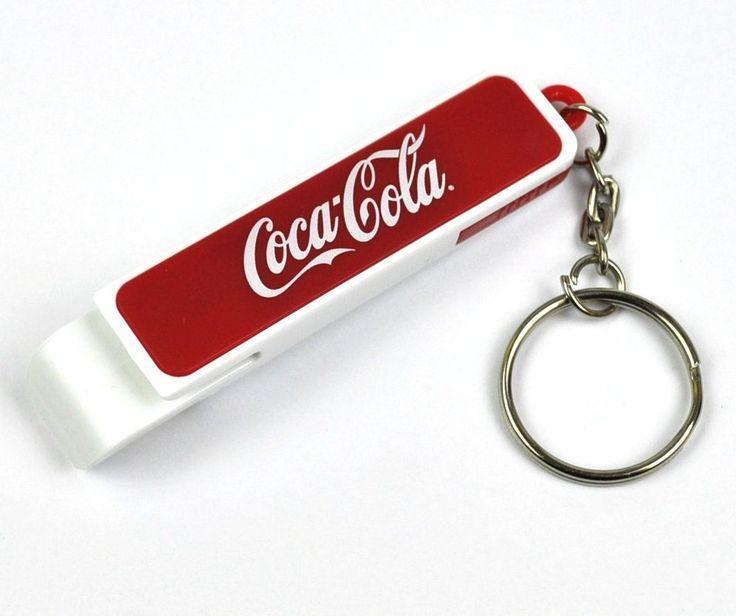 Coca-Cola Coca Cola Apribottiglie Catena chiave Lettore - apribottiglie USA…