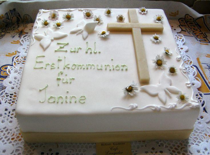 ... + images about Kommunion auf Pinterest  Taufen, Kommunion und Torte