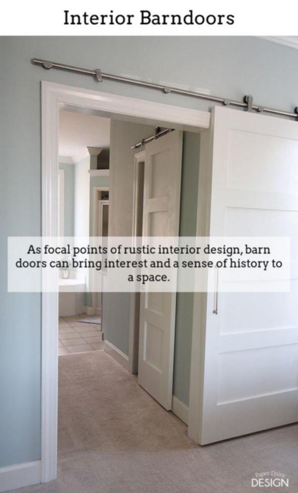 Interior Barndoors Sliding Barn Doorways Aren T Only Intended For