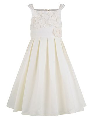 Enola Dress   Ivory   Monsoon