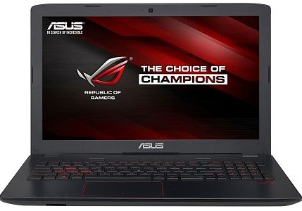 "Laptop Gaming ASUS ROG GL552VX-CN059D cu procesor Intel® Core™ i7-6700HQ 2.60GHz, Skylake™, 15.6"", Full HD, 8GB, 1TB, DVD-RW, nVIDIA GeForce GTX 950M 4GB, Free DOS, Metallic Grey. Vezi AICI pret, review si specificatii complete!"
