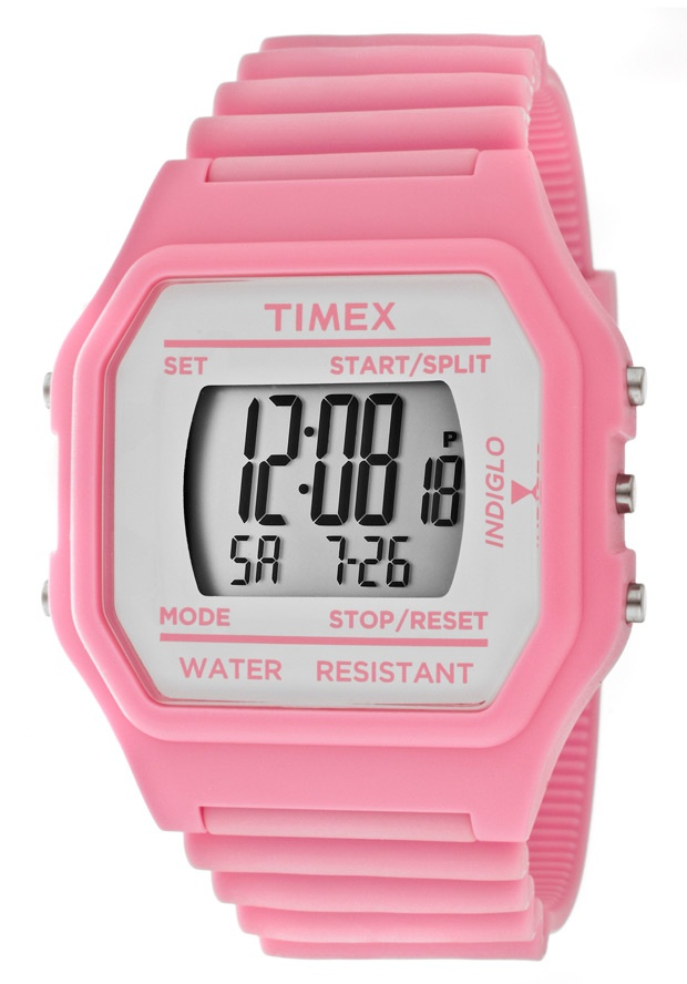 Price:$29.99 #watches Timex 2N104, This Timex timepiece is uniquely known for it's classy and sporty look. It's accentuated design has made it one of the best sellers year after year.