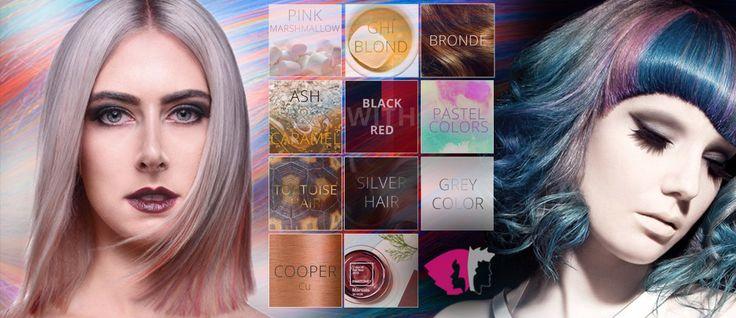 Barvy+pro+polodlouhé+vlasy+–+trendy+podzim/zima+2015/2016