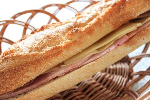 Франция Бутербродная