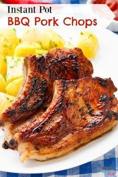 Instant Pot Bbq Pork Chops Recipe Pork The O Jays And Recipes For