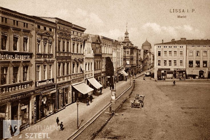 Leszno - Virtual Shtetl