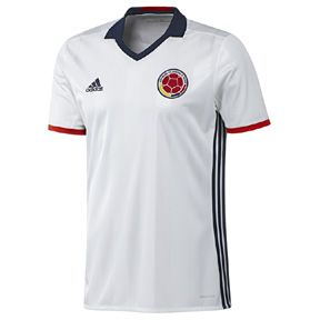 adidas  Colombia  Soccer Jersey (Home 2016/17)