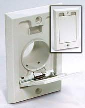 Central Vacuum Wall Plate Pleasing 22 Best Central Vacuum For Diy'ers Do It Yourself Images On Review