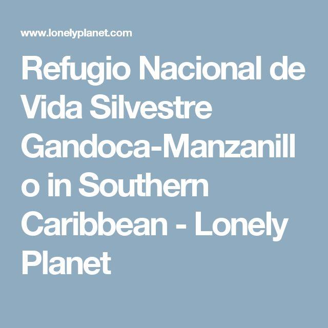 Refugio Nacional de Vida Silvestre Gandoca-Manzanillo in Southern Caribbean - Lonely Planet