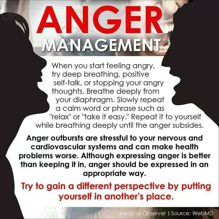 Quotes About Anger And Rage: Dont Let Anger Control You Quotes. QuotesGram