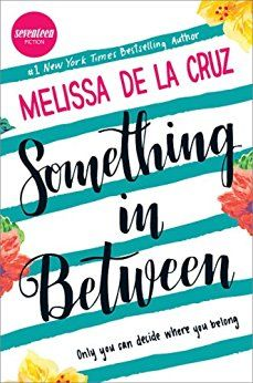 Something in between / MELISSA DE LA CRUZ - Jasmine de los Santos has always done what's expected of her. She's studied hard, made her Filipino immigrant parents proud and is ready to reap the rewards in the form of a full college scholarship to the school of her dreams.  And then everything shatters. Her parents are forced to reveal the truth: their visas expired years ago. Her entire family is illegal. That means no scholarships, maybe no college at all and the very real threat of…