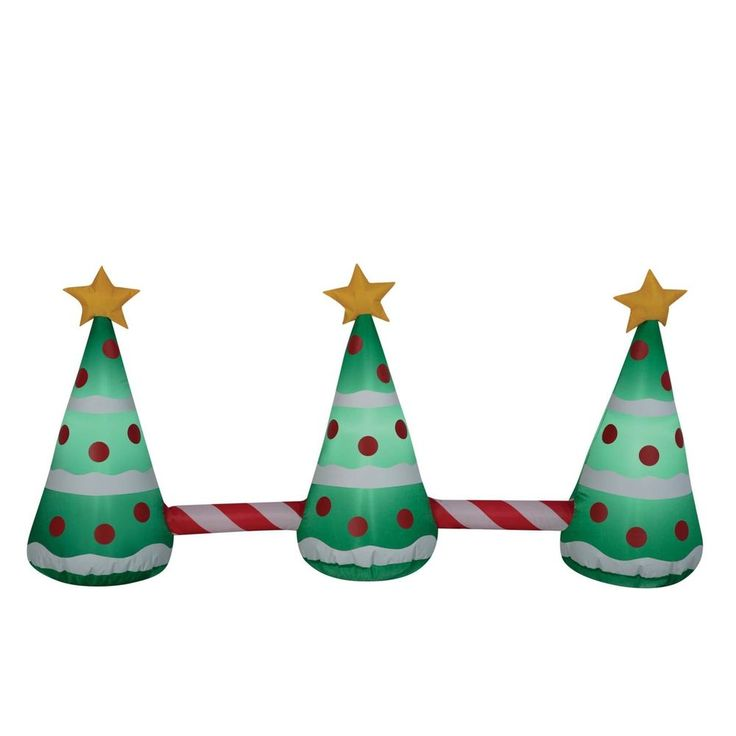 Outdoor #Inflatable #Airblown #Pathway #Christmas #Tree for #Home #Garden #Yard #decor