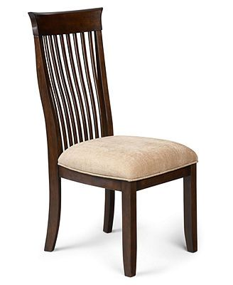 Augusta Dining Chair, Side Chair macy furniture