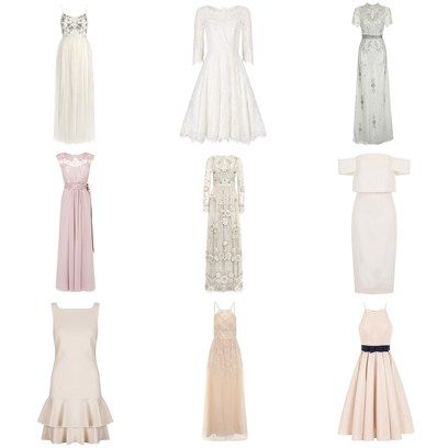 23 of the best high street wedding dresses