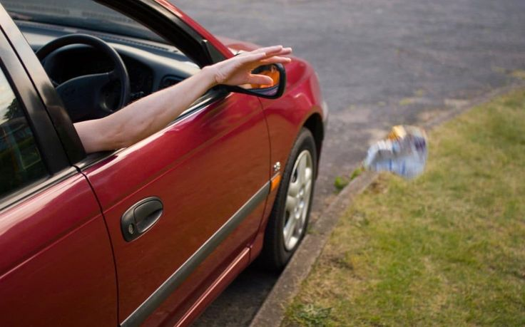 Drivers who let litter be thrown from their cars will face automatic fines of £60 even if they are not personally responsible…