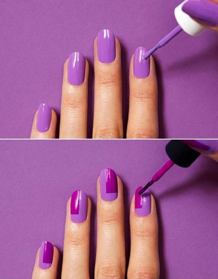 Картинки ногтей дизайнерские для начинающих