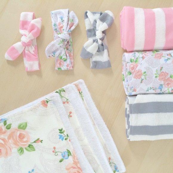 Sewing ideas for newborn