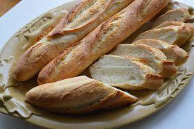 Tanulj meg (kenyeret) sütni!: Bagett, dagasztás nélküli tésztából (DNK)