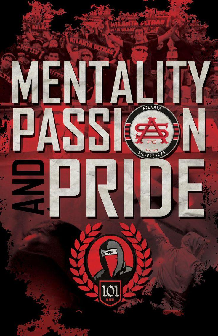 Ultras, Football, Soccer, Atlanta, AUC, 101, pride, Passion, mentality, hooligan