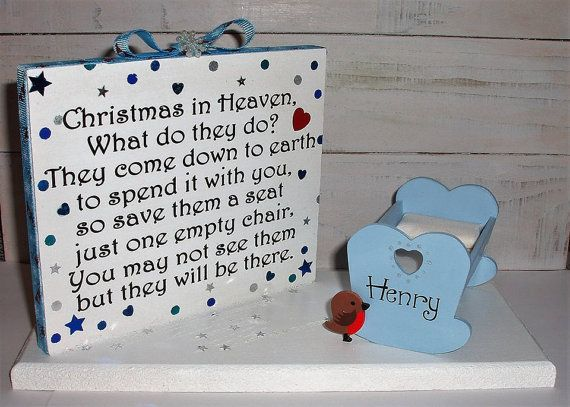 Handmade from mdf wood the base is 10 inches long & the full height is about 5 inches, can personalise with a name on the chair. Embellishments & ribbon may differ depending on what I have in stock at the time but will always be festive.