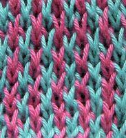The  Weekly  Stitch: Honeycomb Tweed