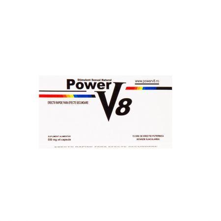 Pastile pentru potenta si erectii de o mai lunga durata.Power V8 este prezent si pe emag.ro #pastile #potenta #powerv8 #emag