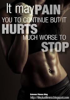Get fit.