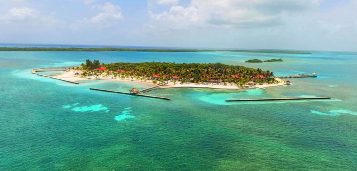 """""""Turneffe Island Resort offers last minute vacation package deal so you can tell your significant other that you love them with a private island getaway."""""""