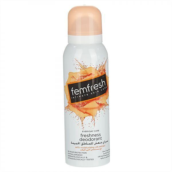 فيم فريش Fem Fresh Deodorant Skin Care Sparkling Ice Bottle