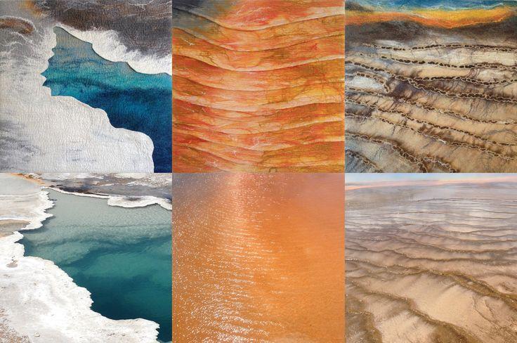 yellowstone project - Foto's en vilt van Daphne Brasser