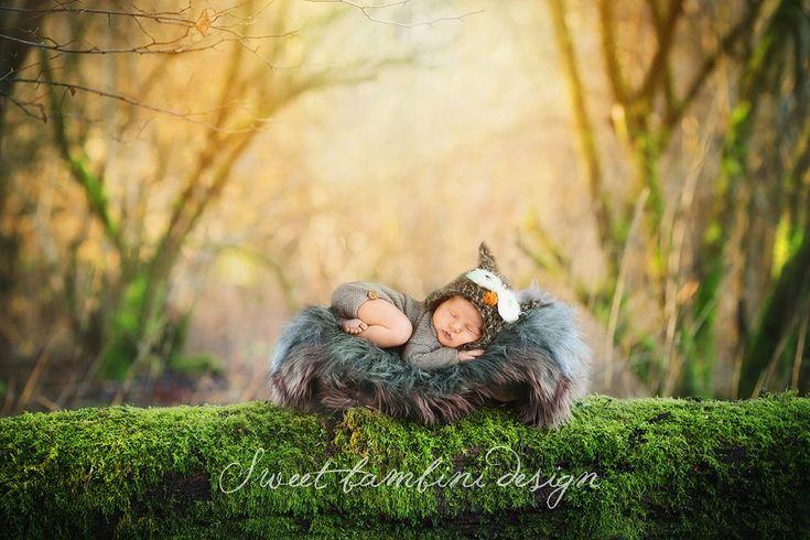Newborn Photo. Digi Backdrop x 3 by Sweet Bambini Design on @creativemarket