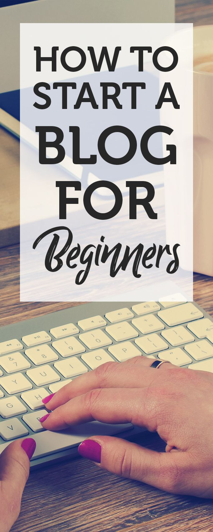How To Blog for Beginners You want to start a blog, it's pretty easy these days. Learn how to easily setup your Wordpress blog with this step-by-step walkthrough. #blogging #beginner #easy #wordpress