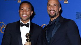 Common, who has two Grammys, plays civil rights leader James Bevel in the Best Picture nominee.