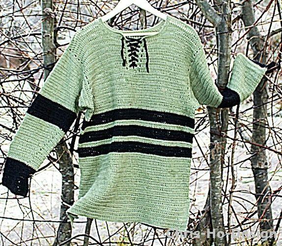 Sindre genser oppskrift