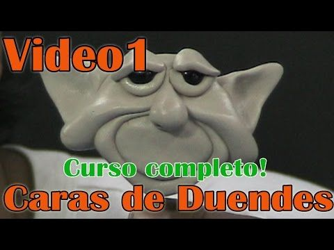 Como hacer la cara de un duende Video #1 - YouTube