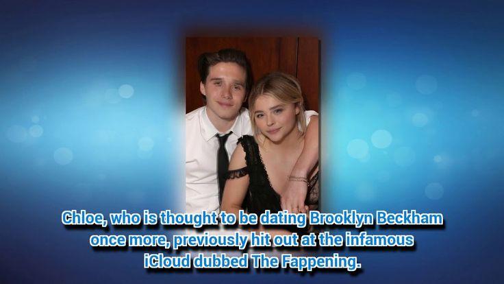 Brooklyn Beckham's girlfriend Chloë Grace Moretz victim of fake nude leak