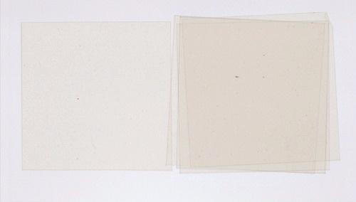 Jill Baroff, Stacked pair study 1:4 (2000)