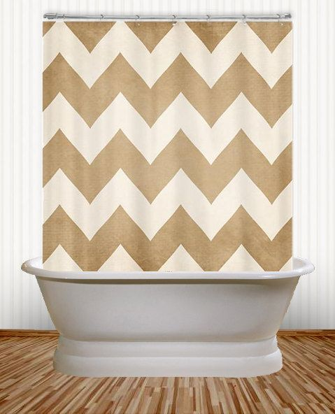 Curtains Ideas chevron stripe shower curtain : 17 Best images about Shower curtains on Pinterest | Chevron shower ...
