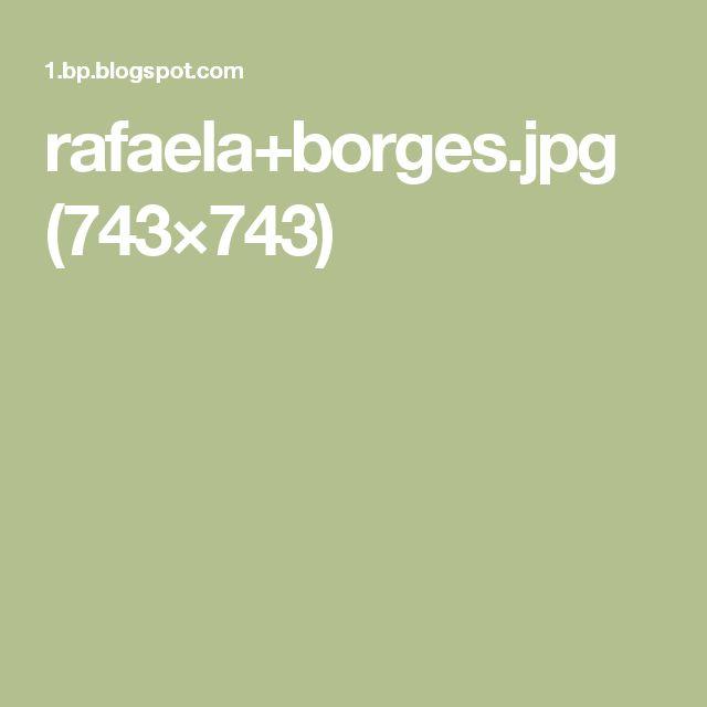 rafaela+borges.jpg (743×743)