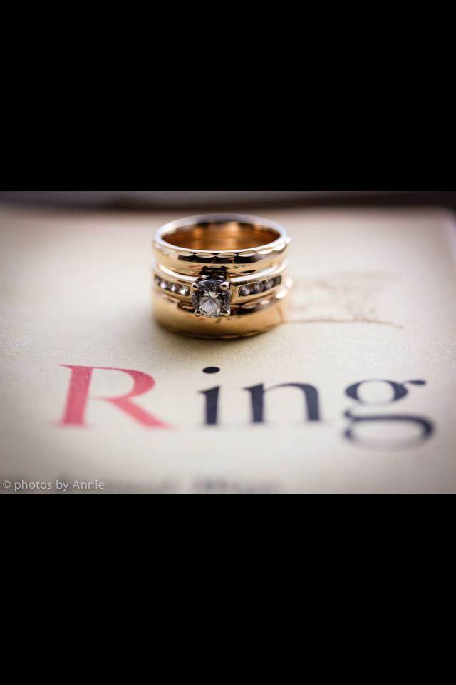 Ring time!  www.photosbyannie.ie