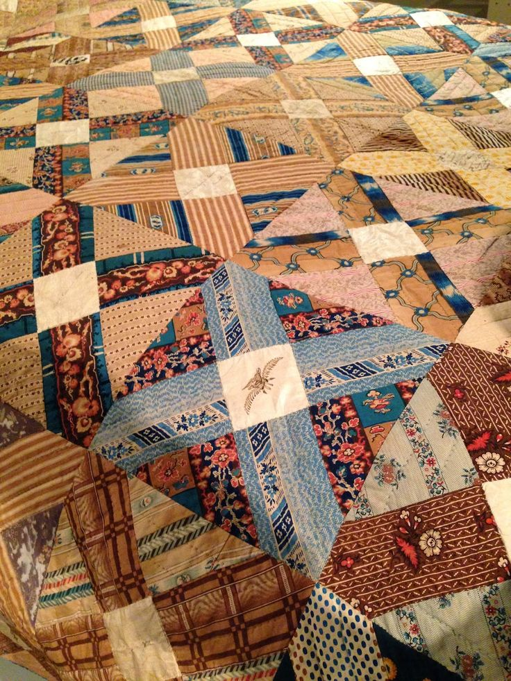 INSPIRED BY ANTIQUE QUILTS                                                                                                                                                                                 More
