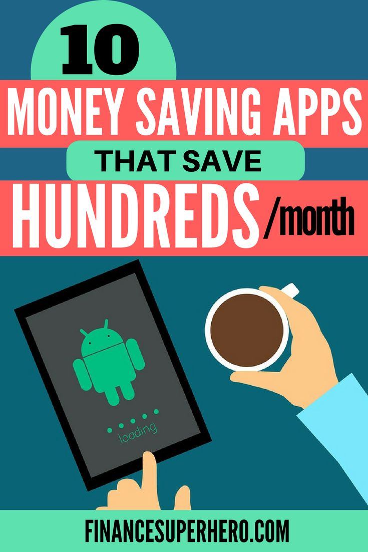 money saving apps | save more money | save money tips | phone apps | productivity tips | personal finance tips | money hacks