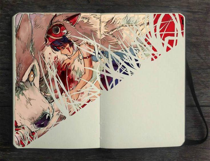 Gabriel Picolo,красивые картинки,красивый арт,фотошоп,живопись,вкуснота,длиннопост