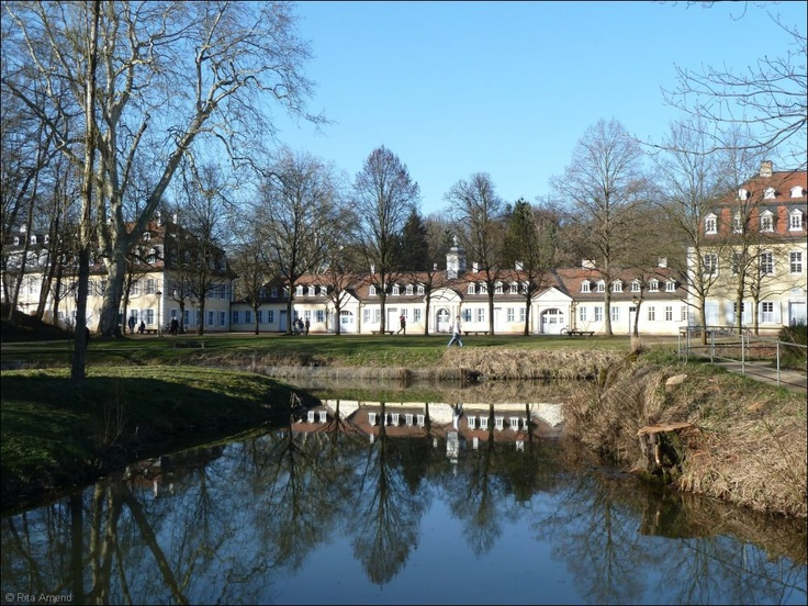 Wilhelmsbad in Hanau Germany