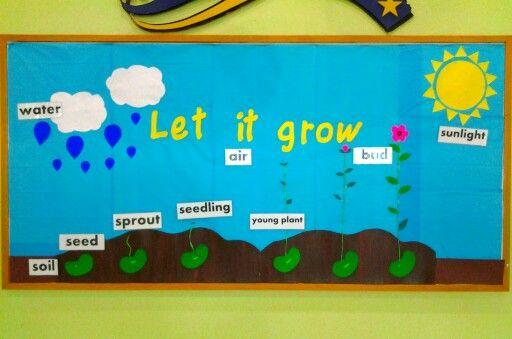 Let it grow board