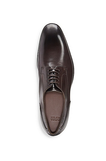 'Romes' | Leather Oxford Dress Shoe by BOSS