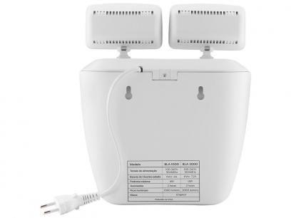 Luminária de Emergência LED BLA 2000 - Engesul com as melhores condições você encontra no Magazine Jsantos. Confira!